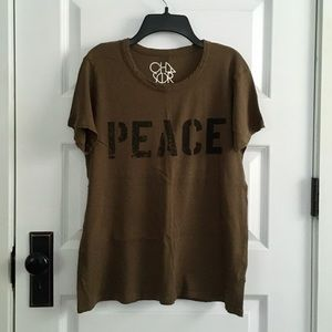 Christina Anstead Chaser Peace Top